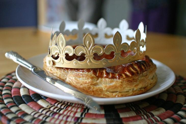 galette des rois couronne
