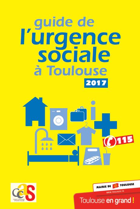 guide de l'urgence sociale toulouse 2017