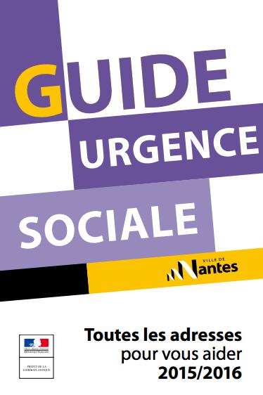 guide de l'urgence sociale nantes