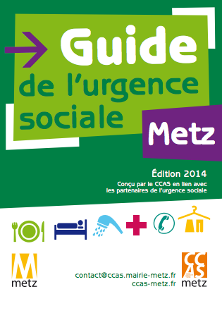 guide de l'urgence sociale metz 2014 sdf