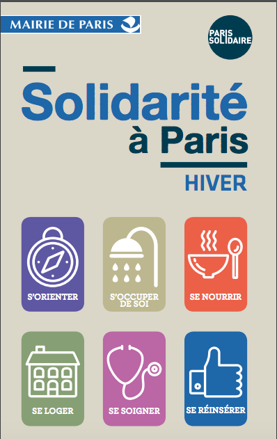 Guide de Solidarité Paris