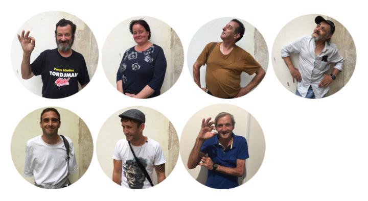 comité de la rue Entourage